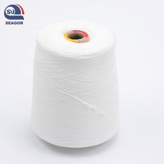 100% Cotton Slub Yarn, 100 Polyester Spun Slub Yarn Viscose Slub Yarn
